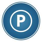 P im Kreis