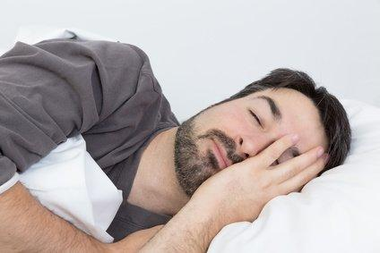 Ausreichend Schlaf ist wichtig, um fit für den Alltag zu sein!