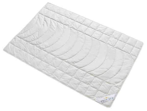 Kamelhaar Exquisit Qualitäts-Bettdecke für den Sommer leichte Sommerbettdecke Natur-Baumwolle aus der Natur atmungsaktiv wärmeausgleichend PROCAVE Matratzenschutz24