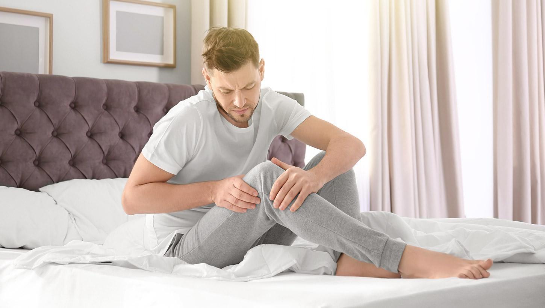 Bei Fibromyalgie und Rheuma gut schlafen dank einer Lammflor / Schurwolle Bettauflage