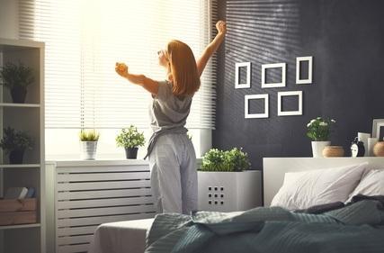 Das optimale Schlafklima – was ist zu beachten?