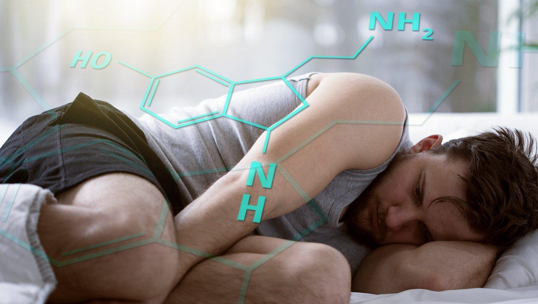Ist ein Serotoninmangel der Grund für Ihre Einschlafstörungen?