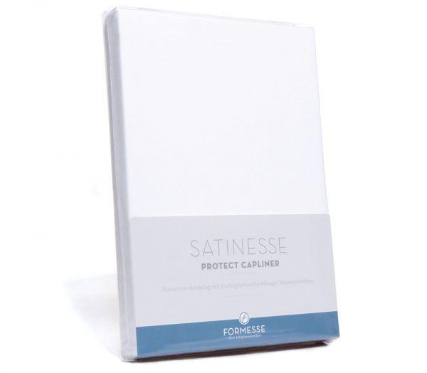 Formesse Satinesse Protect Capliner Matratzenschonbezug mit Polymermembran PROCAVE Matratzenschutz24