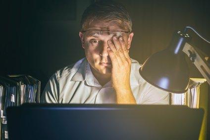 Die Volkskrankheit Burnout
