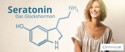 Serotonin – Serotoninmangel feststellen & entgegenwirken