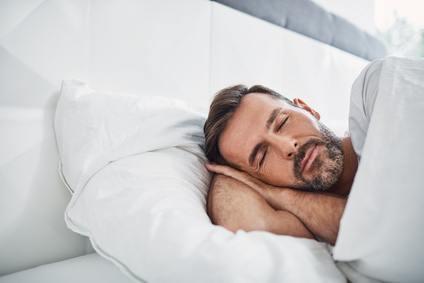 Sabbern im Schlaf - das hilft