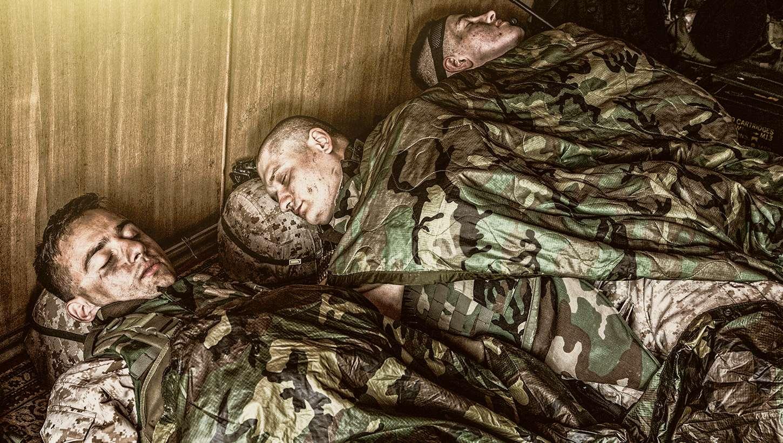 Militärtrick – in 2 Minuten einschlafen