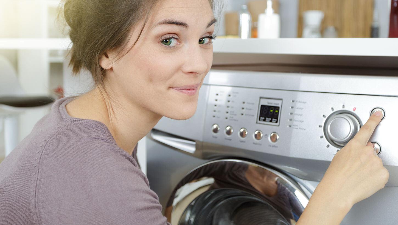 Wäschezeichen für den Trockner