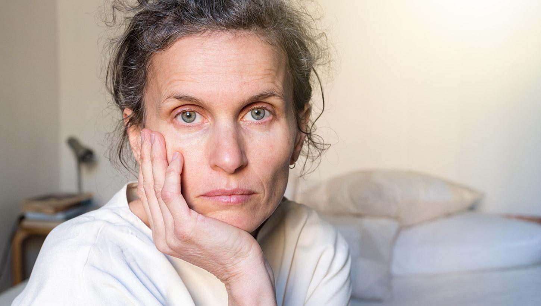 Was tun, wenn man in den Wechseljahren unter Schlafstörungen leidet?