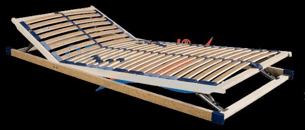 Lattenrost PROCAVE ergomed ergoflex flexsibel mit 28 Leisten verstellbar
