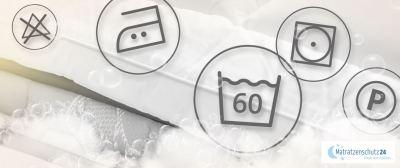 Matratzenbezug waschen – Tipps zur Reinigung + Kosten-Überblick beim Waschen lassen