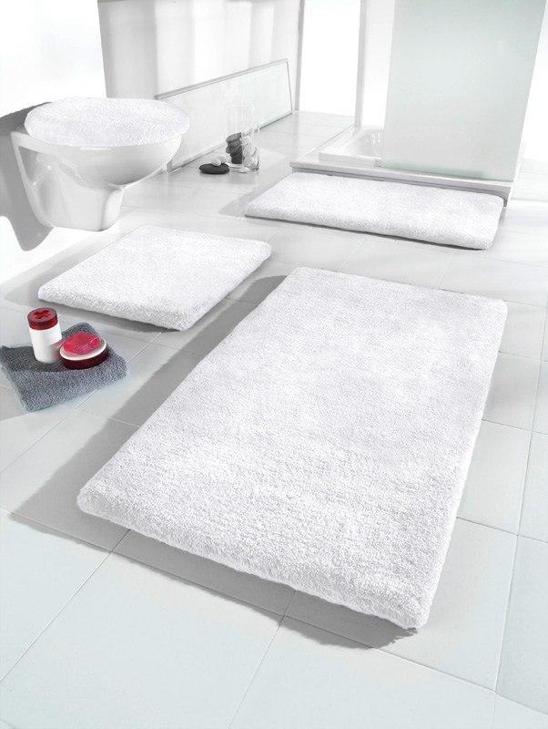 badvorleger wei. Black Bedroom Furniture Sets. Home Design Ideas