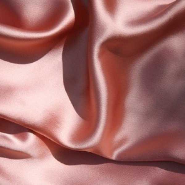 Seidenbettwäsche MAURITIUS in der Farbe rosett