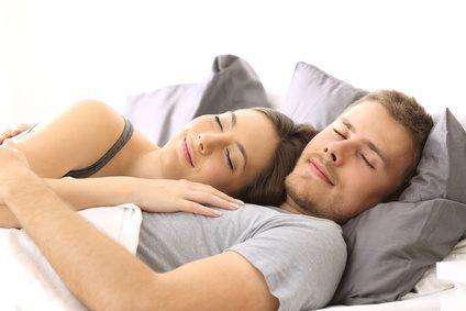 Sabbern im Schlaf ist meist ungefährlich
