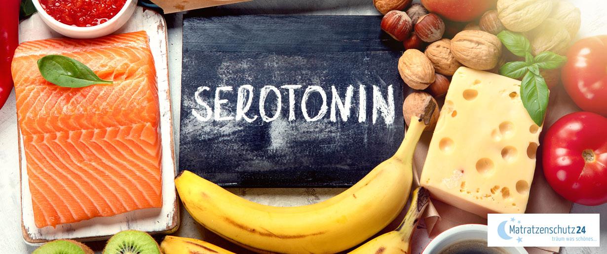 Lebensmittel, die den Serotoninspiegel erhöhen