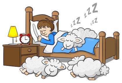schnell einschlafen - die besten Tipps
