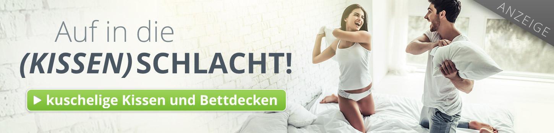 Magazin-Anzeige-Bettwaren