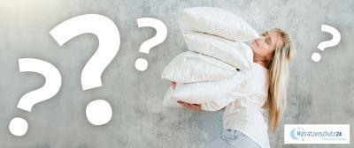 Welches Kopfkissen passt zu mir? – Die besten Kissen im Test