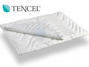Matratzenauflage verstepptes Lyocell-Doppeltuch mit 4 Eckgummis