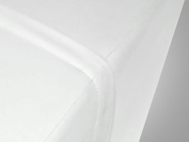 wasserdichter Matratzenbezug in weiß
