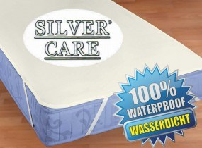 Sleep & Protect Inkontinenzauflage 3 lagig mit SILVER CARE Ausrüstung