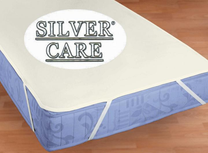 Sleep & Protect Moltonauflage weiß mit SILVER CARE Ausrüstung