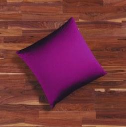 Seidenbettwäsche MAURITIUS in der Farbe bordeaux