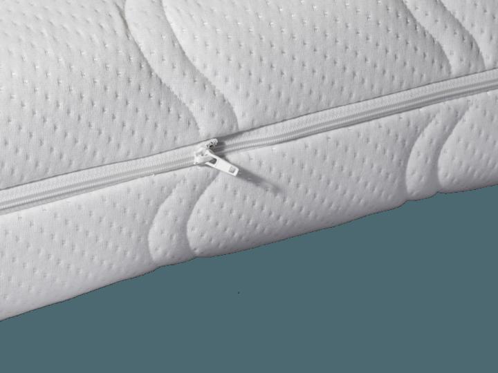 Reißverschluss Matratzenbezug